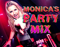 Monica's Party Mix Cover