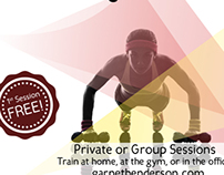 Personal Training Ad
