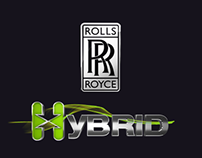 Rolls Royce Ghost Hybrid