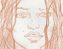 Sepia Sketches