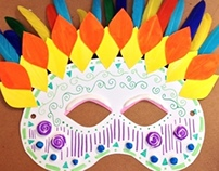 Special Populations- African Masks