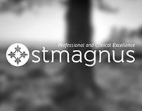 St Magnus - Branding