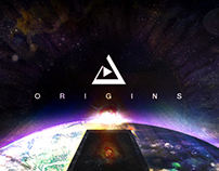 Just Play: Origins Album Art and Promotional Materials