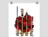 Rose Poster Series