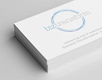 BizTransform - Logo + Stationery