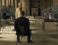 Skyfall Self Composite - VFX Breakdown