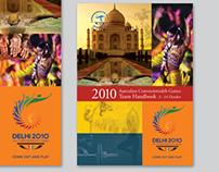 Commonwealth Games Dehli 2010 - Poster design
