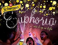 Schweppes 'Euphoria' - Concept