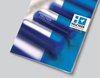 Halcygen Annual Report - Artwork