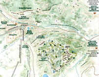 Yellowstone Club site plan