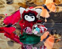 Blue Velvet: Art Toy: Short Stories (Design Toy)