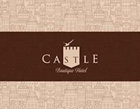 Castle Boutigue Hotel Tanıtım Kitapçığı