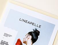 Lineapelle Fair | Rebranding and Adv