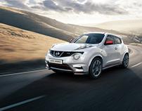 Nissan Juke Nismo - CGI & Retouching