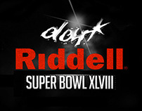 FANTASMAGORIK® DARK RIDDELL SUPER BOWL