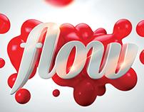 ISOflow Flow poster