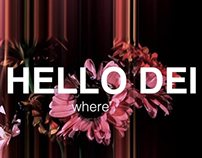 Hello Dei - Where