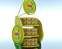Lipton Product Display