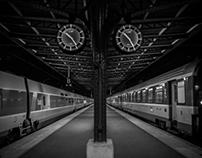 Gare de Silence