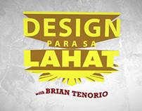 Design Para sa Lahat OBB