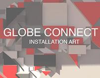 Installation Art for DB Schenker India
