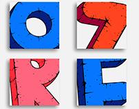 Alphabet design for BRetooz