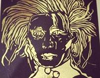 Gold Foil Stencils