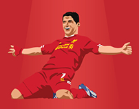 'The Luis Suarez Show'