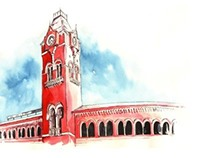 Chennai in Watercolour