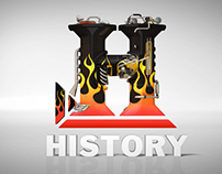 History Channel Branding