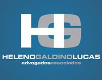 Advocacia Heleno Galdino - Logotipo