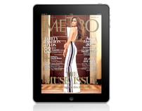 Metro Magazine Philippines iPad App - February 2011