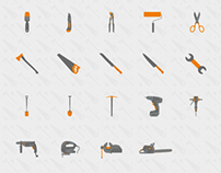 Usefull Tools - Free Icon Set