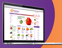 Freshvery Website