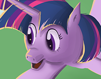 Twilight Sparkle | My Little Pony Collab