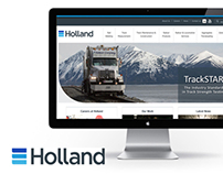 Holland: Content Management Solution