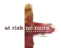 At Risk No More Intl., Branding & Website Desgn