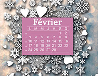 Free month-calendars