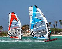 Attitude Sails designs