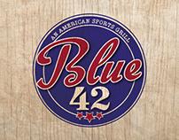 Blue42 Brand Identity