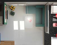Project: Interior Design model.