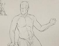 Academic Figure Drawing
