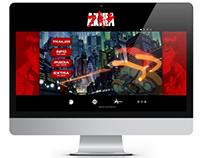 AKIRA website
