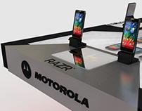 Motorola Razr Branding