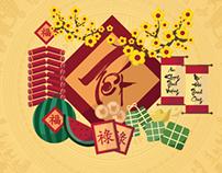 Tết - Vietnamese New Year
