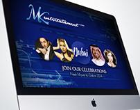 Mk Entertainment UI