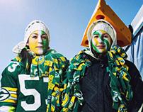 World's Greatest Fans - Lambeau Field Portraits