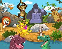Zoofari-Arcade