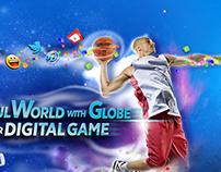 Wonderful World with Globe - Play Your Digital Game