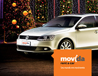 Movida - Rent a Car
